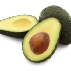 2 ripe avocados