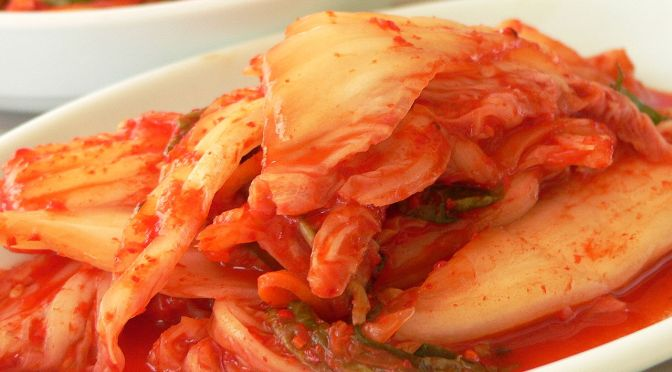 Kimchi- Delicious Recipe for Digestive Health