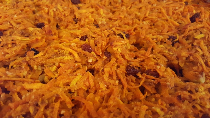 Sweet Potato Kugel- Kosher For Passover (V, GF)