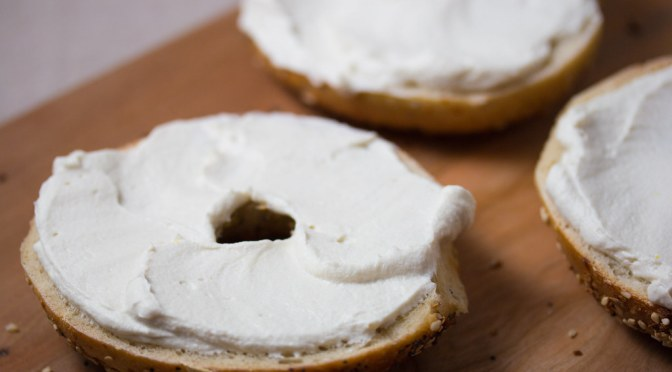 Homemade Cream Cheese and Sour Cream
