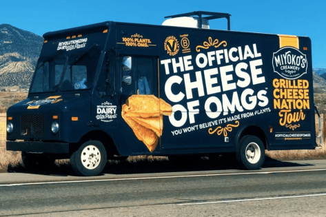 Miyoko's Grilled Cheese Truck