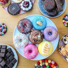 Credit: Nutie Donuts